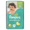 Pampers Active Baby-Dry pelenka, Maxi+ 4+, 9-16 kg, 70 db-os
