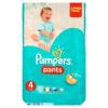 Pampers Pants bugyipelenka 4 méret, maxi 52 db