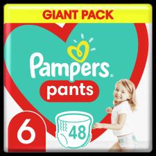 Pampers Pants bugyipelenka, nagyság 6, 48 db, 15kg+ pelenka