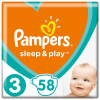Pampers pelenka Sleep&Play VP S3 58