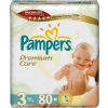 Pampers Premium Care 3 Midi – 80 db