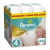 Pampers Premium Care 4 (Maxi) Pelenka - 168 db