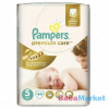 Pampers Premium Care pelenka 5 junior 44 db