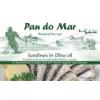 Pan do mar szardínia bio olívaolajban 120 g