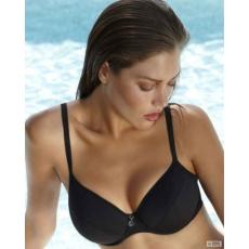 Panache Anna Balconett bikini felső, fekete nagyméretű
