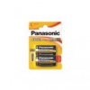"Panasonic Elem, C baby, 2 db, PANASONIC ""Alkaline power\"" [2 db]"