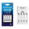 Panasonic Eneloop BQ-CC51E AA / AAA hálózati töltő
