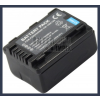 Panasonic HDC-SD40 Series 3.7V 1790mAh utángyártott Lithium-Ion kamera/fényképezőgép akku/akkumulátor