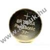 Panasonic Lithium gombelem Panasonic BR1225A/BN 20db/csom.