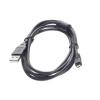 Panasonic Lumix DMC-FS16, DMC-FS18 USB adatkábel Casio Exilim Fujifilm Finepix Nikon fényképezőgépekhez