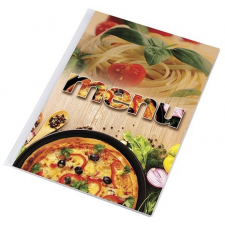 """PANTA PLAST Étlaptartó, A4, PANTA PLAST """"Pizza"""" , pizza-tészta mappa"""