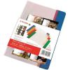 PANTA PLAST Füzet- és könyvborító + füzetcímke, A4. PVC,  PANTA PLAST (INP0302013899)
