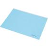 PANTA PLAST Irattartó tasak, A4, PP, cipzáras, PANTA PLAST, pasztell kék