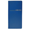 PANTA PLAST Névjegytartó, 96 db-os, PANTAPLAST, kék
