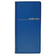 PANTA PLAST Névjegytartó, 96 db-os, PANTAPLAST, kék hegesztés