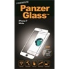 PanzerGlass Premium Apple iPhone 8/7 tempered glass kijelzővédő üvegfólia, fehér