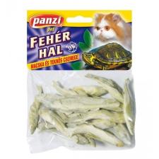 Panzi fehér hal 10gr macskaeledel