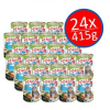 Panzi Fit Active Cat Meat mix konzerv macskáknak, 24x415 g (P_308944)