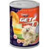 Panzi Getwild 1240g Adult Chicken&Apple 1.24kg