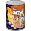 Panzi Getwild Cat 415g Junior Liver&Apple 450g