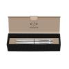 Parker JOTTER golyóstoll és mechanikus ceruza rozsdamentes acél, ezüst klipsz (ICPJKST)