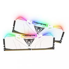 Patriot 16GB DDR4 3200MHz Viper RGB Kit (2x8GB) White memória (ram)