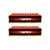 Patriot DIMM 32 GB /2x16GB/ Viper 4 DDR4-3200 Kit (PV432G320C6K)