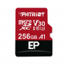 Patriot EP Series 256GB MICRO SDXC V30, up to 100MB/s