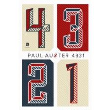 Paul Auster 4 3 2 1 idegen nyelvű könyv