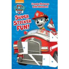 Paw Patrol Super Sticker Fun! (Paw Patrol) – Golden Books idegen nyelvű könyv