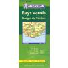 Pays Verois (Verdon-szurdok) térkép - Michelin 114