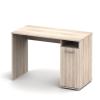 PC asztal, sonoma tölgyfa, NOKO-SINGA 21