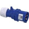 PCE ipari csatlakozó villa 3 pólusu 32A 220V IP44