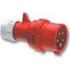 PCE ipari csatlakozó villa 4 pólusu 32A 380V IP44