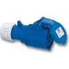 PCE lengő ipari dugaszoló aljzat 3 pólusu 32A 220V IP44