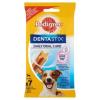Pedigree DentaStix kiegészítő állateledel 5-10 kg-os, 4 hónapnál idősebb kutyáknak 7 db 110 g