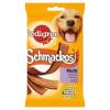 Pedigree Schmackos Multi kiegészítő állateledel felnőtt kutyák számára 12 db 104 g