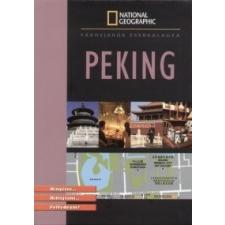 Peking zsebkalauz - National Geographic térkép
