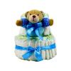 Pelenkatorta Webshop Babaváró ajándék ötlet: Pelenkatorta kisfiúnak