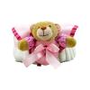 Pelenkatorta Webshop Babaváró ajándék ötlet: Pelenkatorta macival, elõkével kislánynak