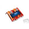 PELIKAN 4.8V 2000AA Long RAY TX (Flash 7/8, LYNX 4S) 4 cellás Adó akkupack - Side by Side kivitelű (lapos)