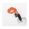 PELIKAN JR020 prodlužovací kabel kroucený 30cm s pojistkou