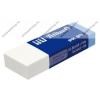 PELIKAN Radír PK20, műanyag, fehér(grafitceruzához)/kék(golyóstollhoz) - Herlitz