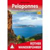 Peloponnes (Die schönsten Küsten- und Bergwanderungen) - RO 4446