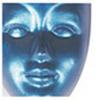 Pentart Metál akrilfesték 50 ml kék