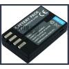 Pentax D-Li109 7.2V 1800mAh utángyártott Lithium-Ion kamera/fényképezőgép akku/akkumulátor