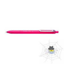 Pentel Golyóstoll PENTEL iZee nyomógombos 0,35 mm rózsaszín toll
