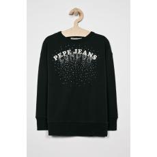 Pepe Jeans - Gyerek felső Sandra 122-180 cm - fekete - 1386534-fekete