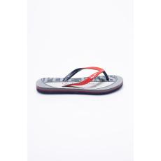 Pepe Jeans Gyerek flip-flop Beach Logo - piros