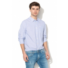 Pepe Jeans London , Bael regular fit ing, Kék/Fehér, L (PM302889-521-L)